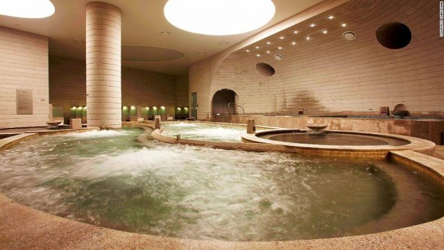 Korean spa in Seoul